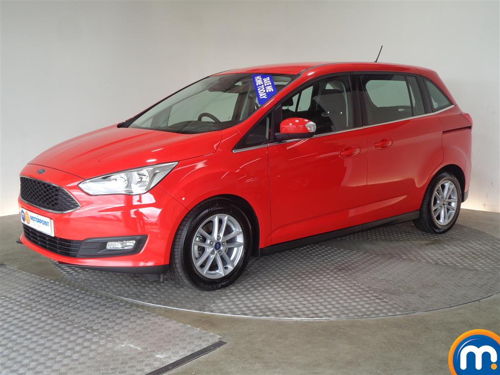Ford Grand C Max >> Used Or Nearly New Ford Grand C Max Ford 1 0 Ecoboost 125 Zetec