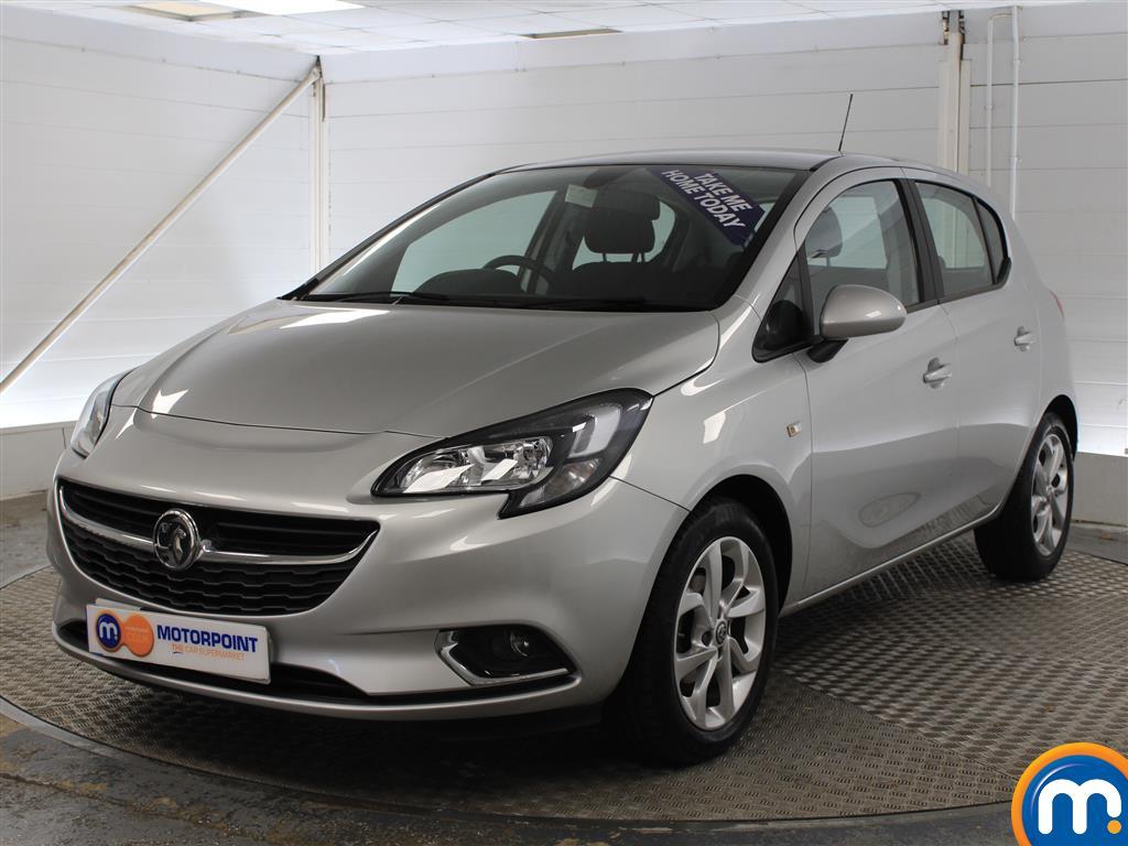 Vauxhall Corsa SRi - Stock Number (1016669) - Passenger side front corner