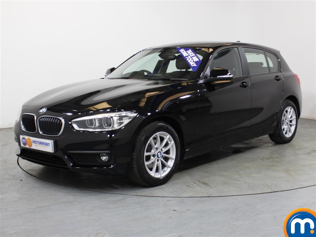 BMW 1 Series SE Business - Stock Number (1018695) - Passenger side front corner