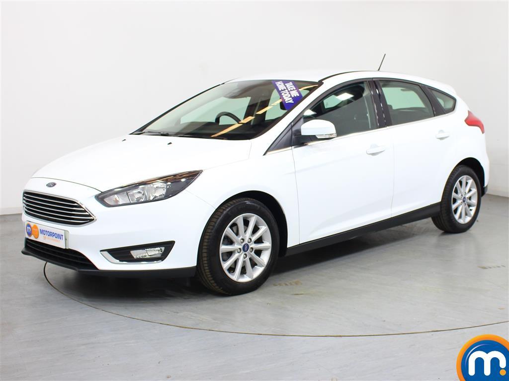 Ford Focus Titanium - Stock Number (1020594) - Passenger side front corner
