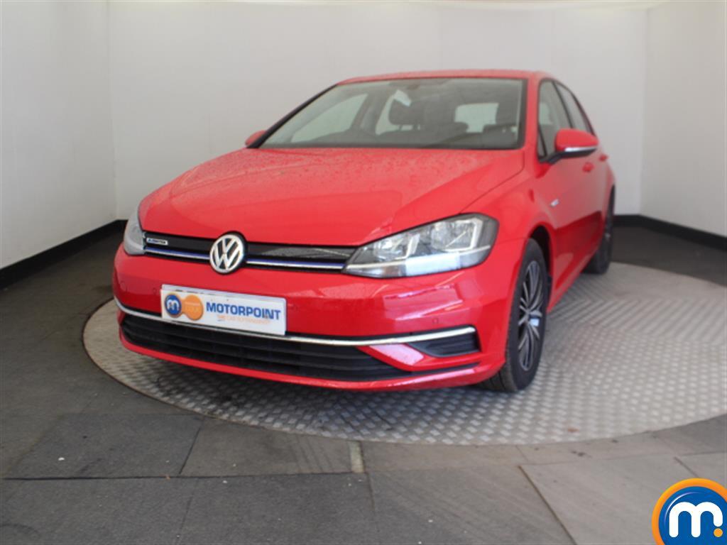 Volkswagen Golf SE - Stock Number (1022242) - Passenger side front corner