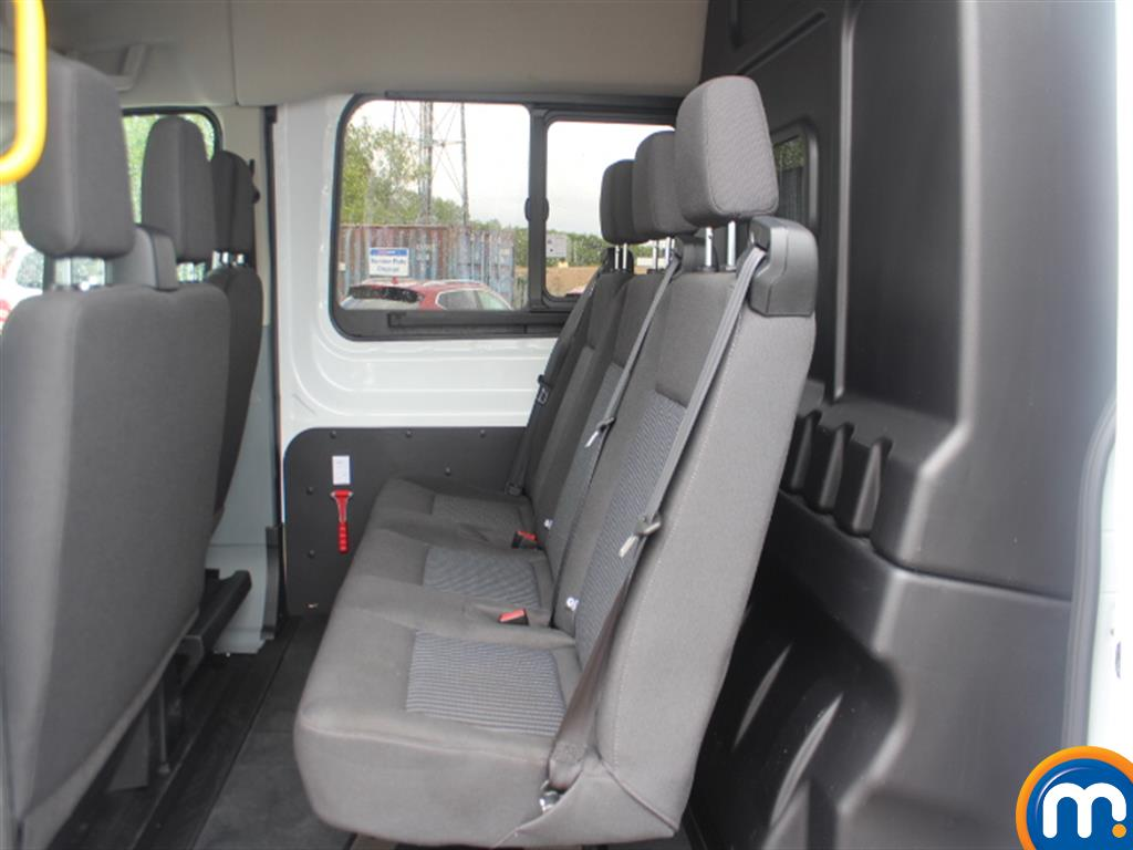 Used Or Nearly New Ford Transit Ford 2 0 Tdci 130ps H2 D