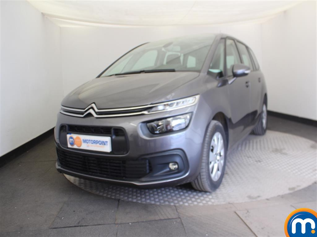Citroen Grand C4 Picasso Touch Edition - Stock Number (996879) - Passenger side front corner