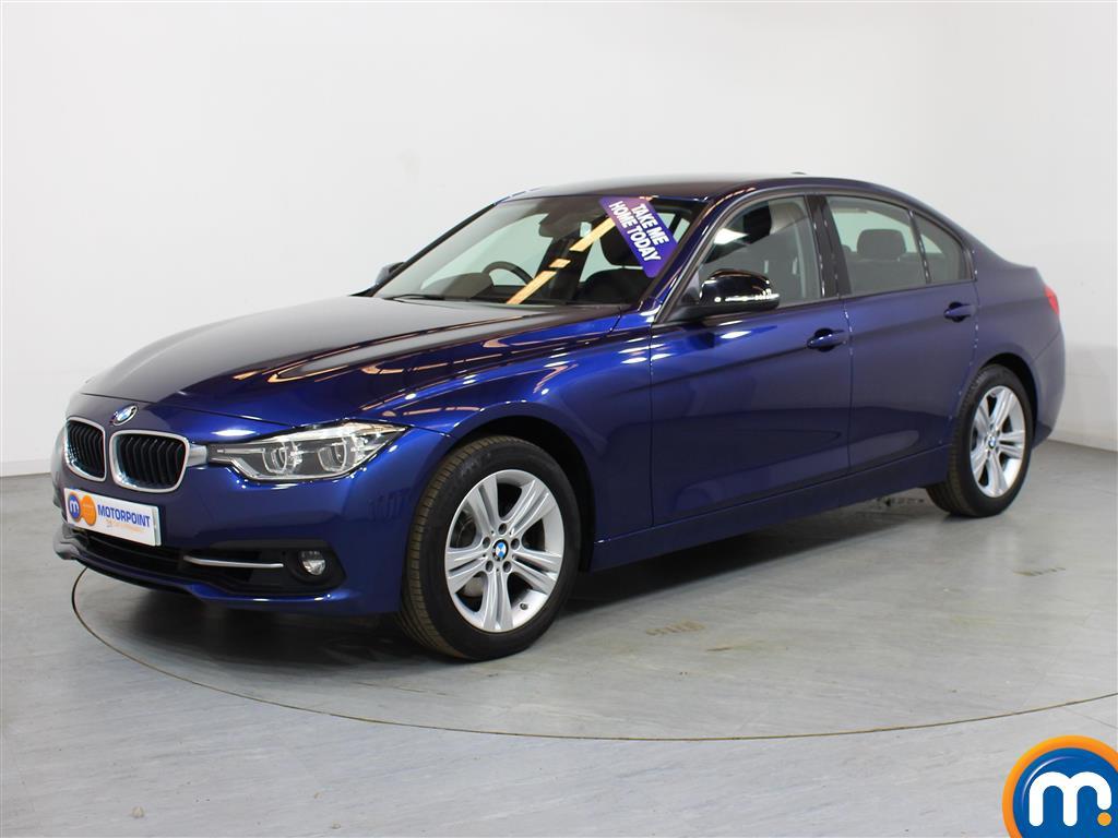 BMW 3 Series Sport - Stock Number (1018132) - Passenger side front corner