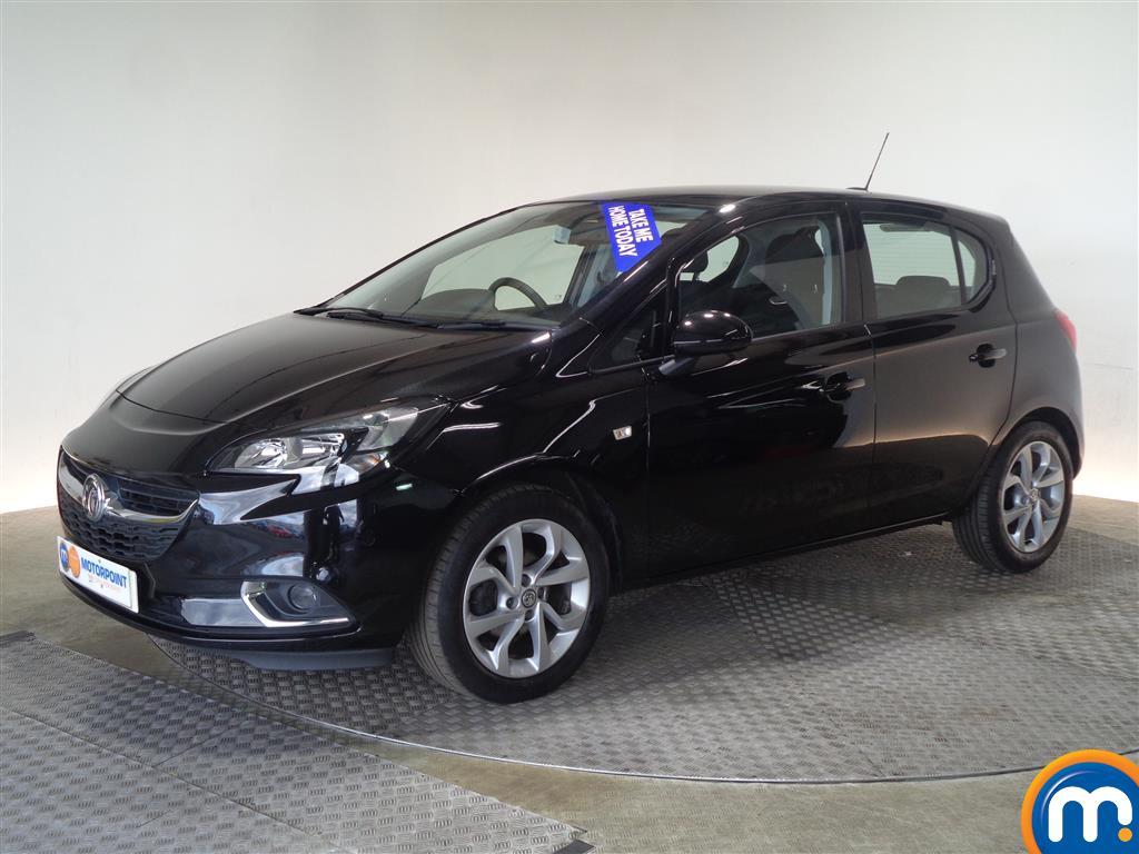 Vauxhall Corsa SRi - Stock Number (1017361) - Passenger side front corner