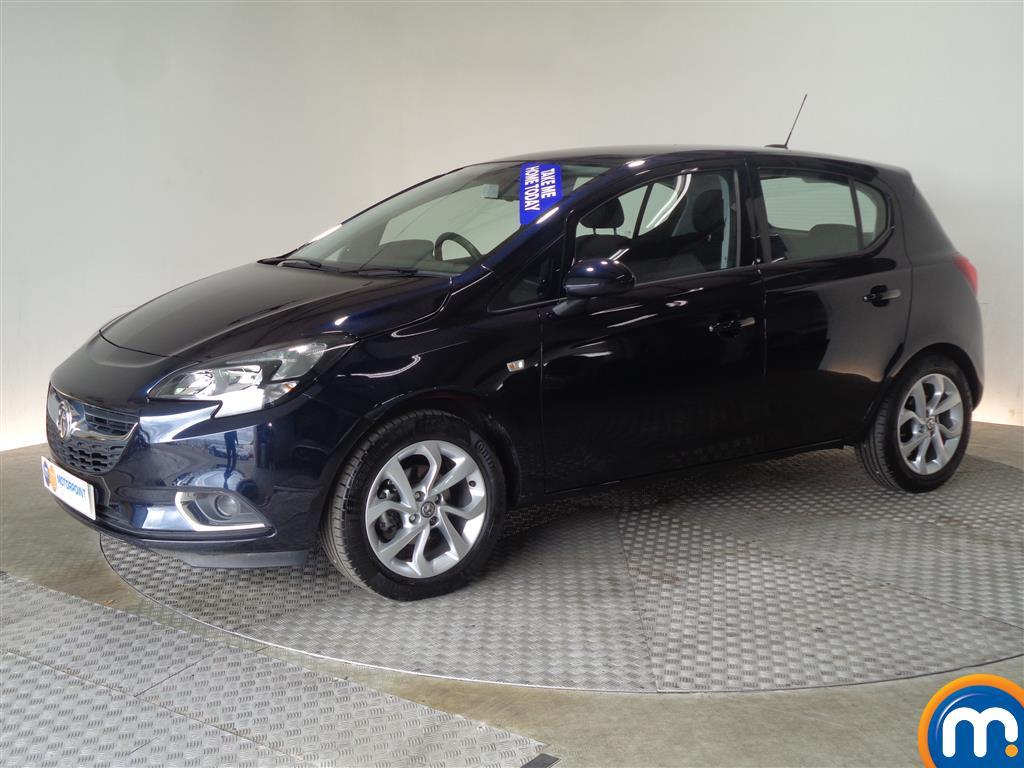 Vauxhall Corsa SRI Manual Petrol Hatchback - Stock Number (1016651) - Passenger side front corner