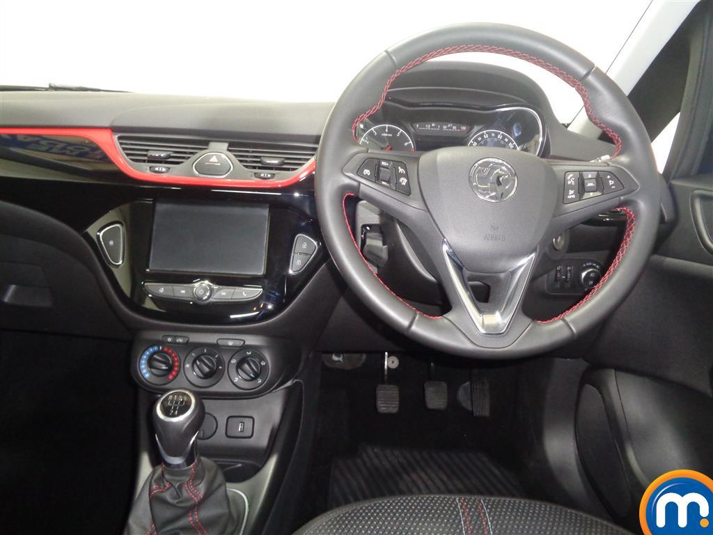 Vauxhall Corsa SRI Manual Petrol Hatchback - Stock Number (1016651) - 4th supplementary image