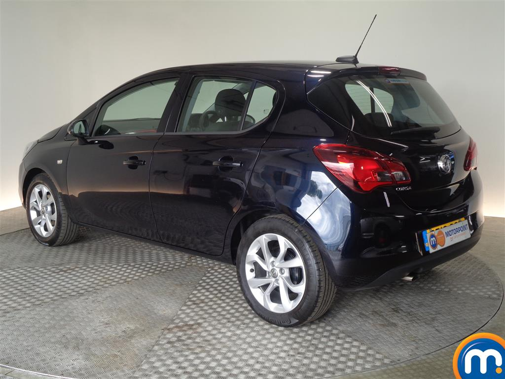 Vauxhall Corsa SRI Manual Petrol Hatchback - Stock Number (1016651) - Passenger side rear corner