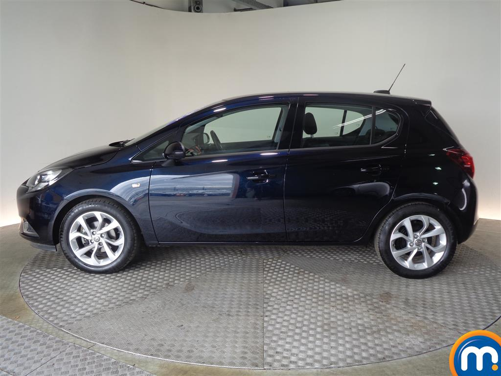 Vauxhall Corsa SRI Manual Petrol Hatchback - Stock Number (1016651) - Passenger side