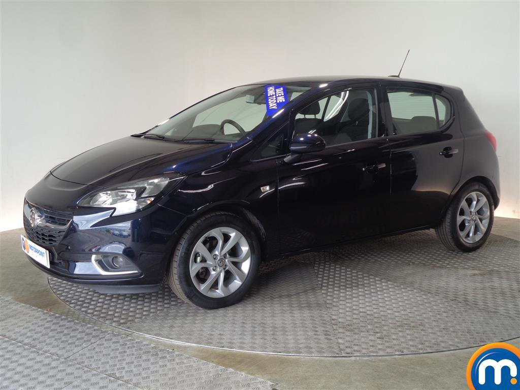 Vauxhall Corsa SRi - Stock Number (1017355) - Passenger side front corner
