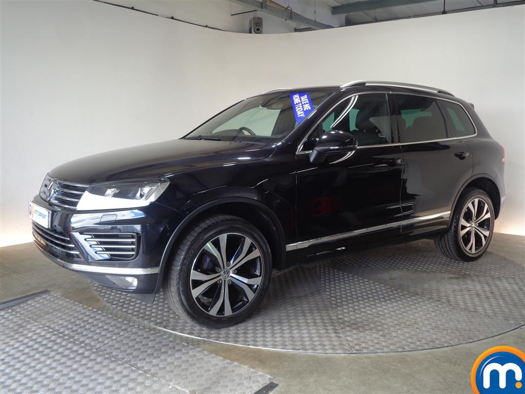 Used or Nearly New Volkswagen Touareg Volkswagen 3 0 V6 TDI