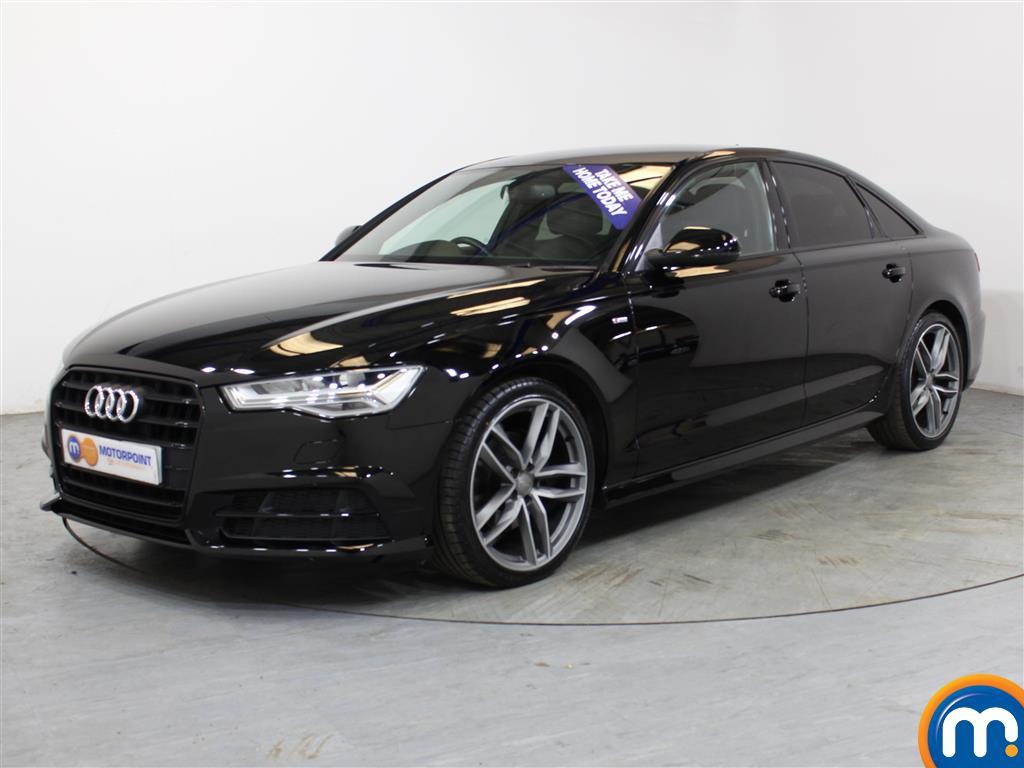 Audi A6 Black Edition - Stock Number (1008473) - Passenger side front corner