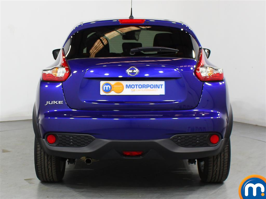 Nissan Juke N-Connecta Automatic Petrol Hatchback - Stock Number (1012672) - Rear bumper