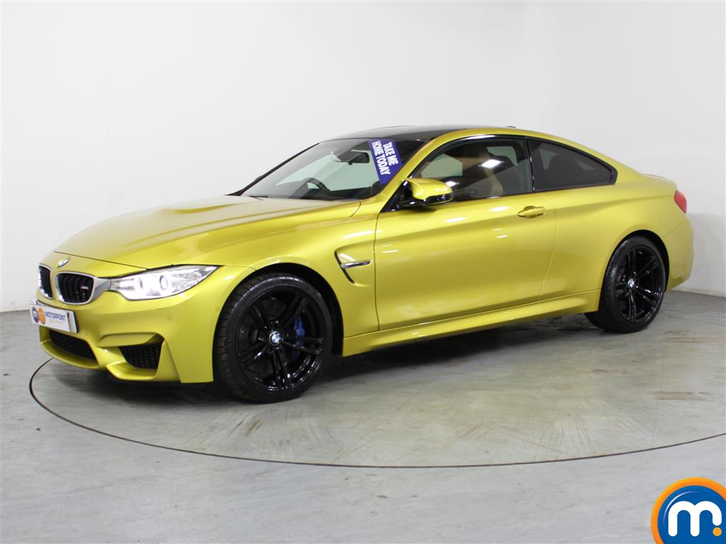 BMW M4 M4 - Stock Number (1011576) - Passenger side front corner