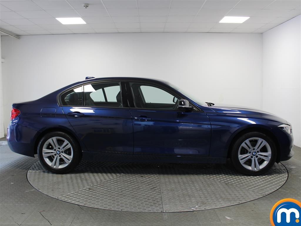 BMW 3 Series Sport Automatic Petrol Saloon - Stock Number (1018124) - Drivers side
