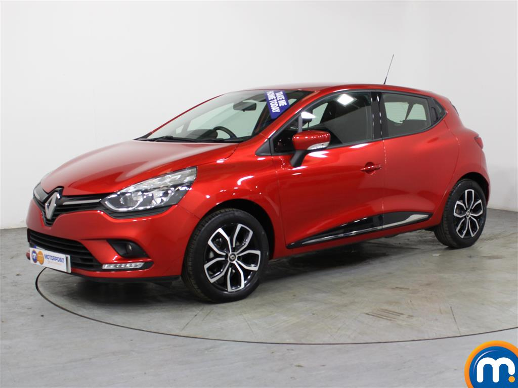 Renault Clio Play - Stock Number (1015765) - Passenger side front corner