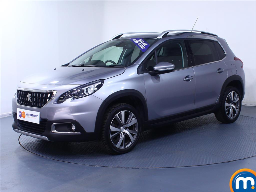 Peugeot 2008 Allure - Stock Number (1022290) - Passenger side front corner