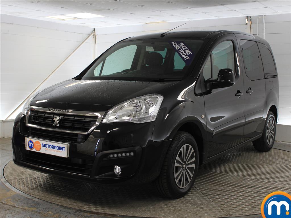 Peugeot Partner Tepee Active - Stock Number (1023664) - Passenger side front corner