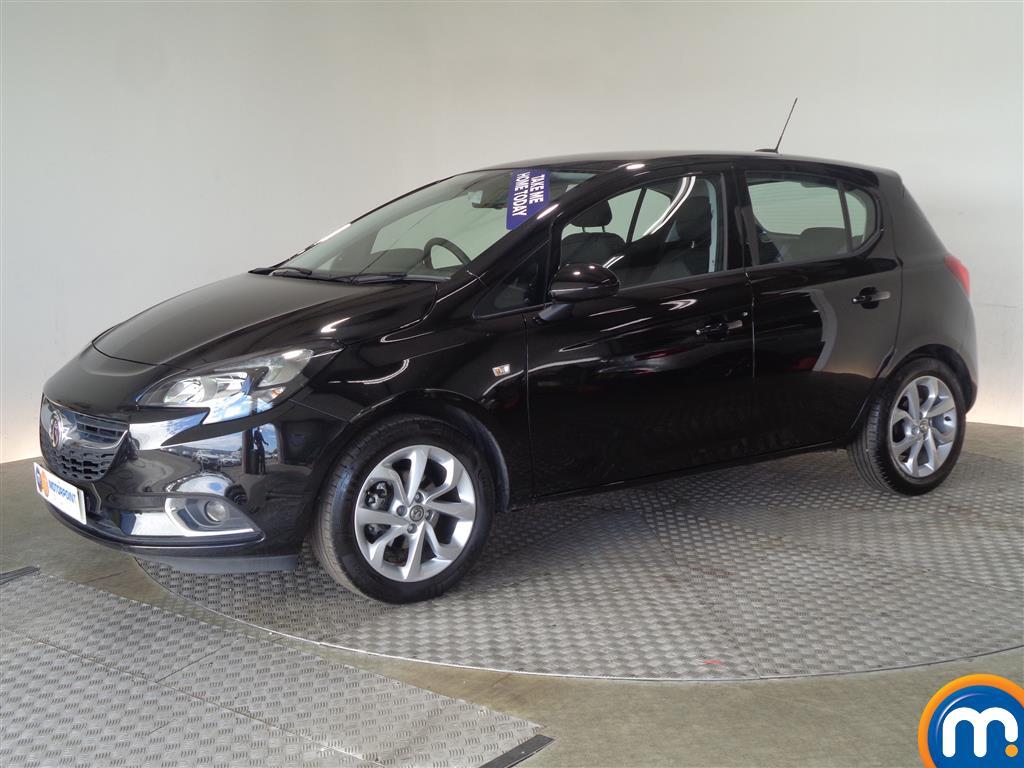 Vauxhall Corsa SRi - Stock Number (1016480) - Passenger side front corner