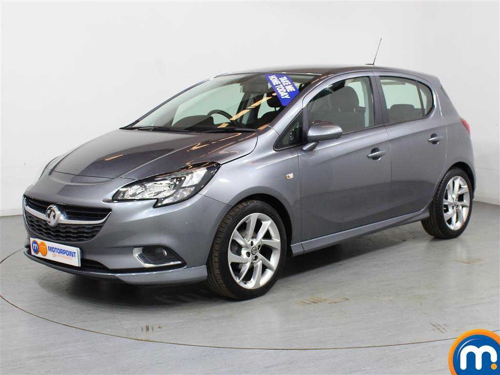 Vauxhall Corsa SRi Vx-line - Stock Number (1021718) - Passenger side front corner