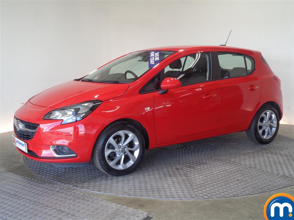 Vauxhall Corsa SRi - Stock Number (1017366) - Passenger side front corner