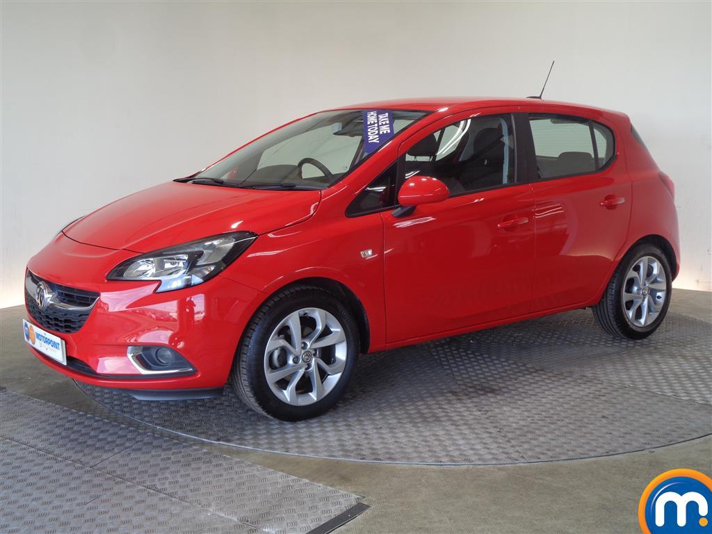 Vauxhall Corsa SRi - Stock Number (1017362) - Passenger side front corner