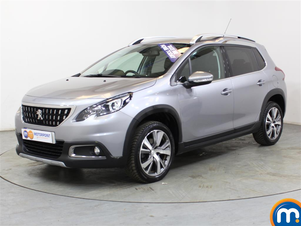 Peugeot 2008 Allure - Stock Number (1022268) - Passenger side front corner