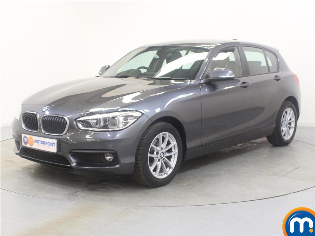 BMW 1 Series SE Business - Stock Number (1020299) - Passenger side front corner