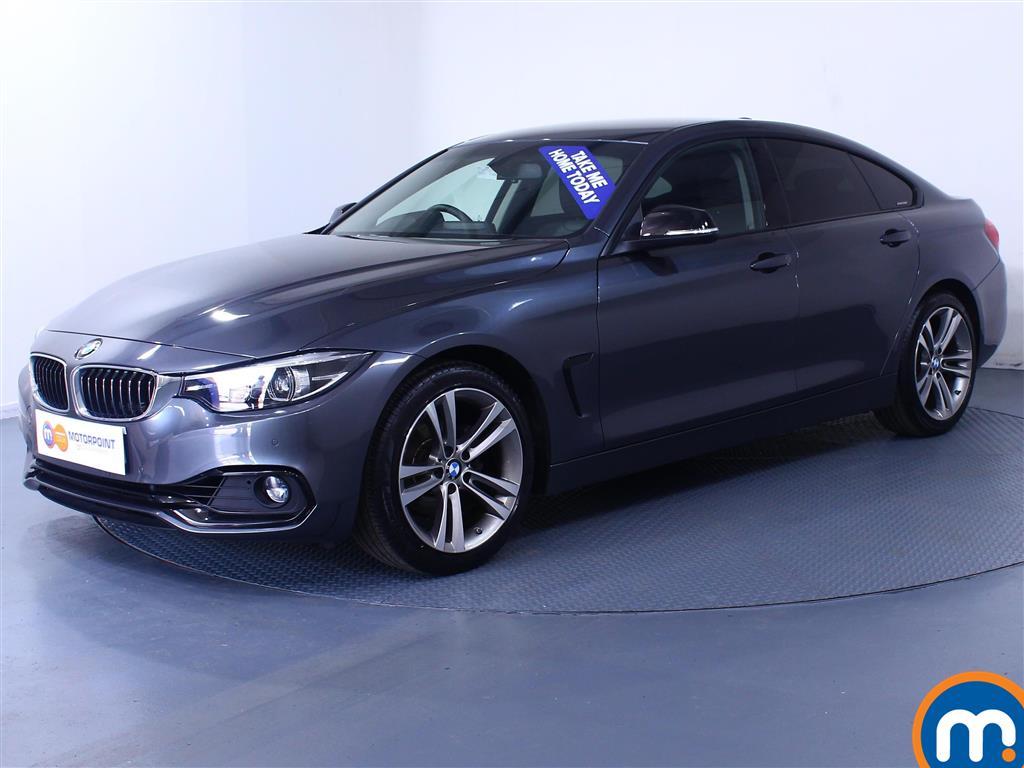 BMW 4 Series Sport - Stock Number (1018209) - Passenger side front corner