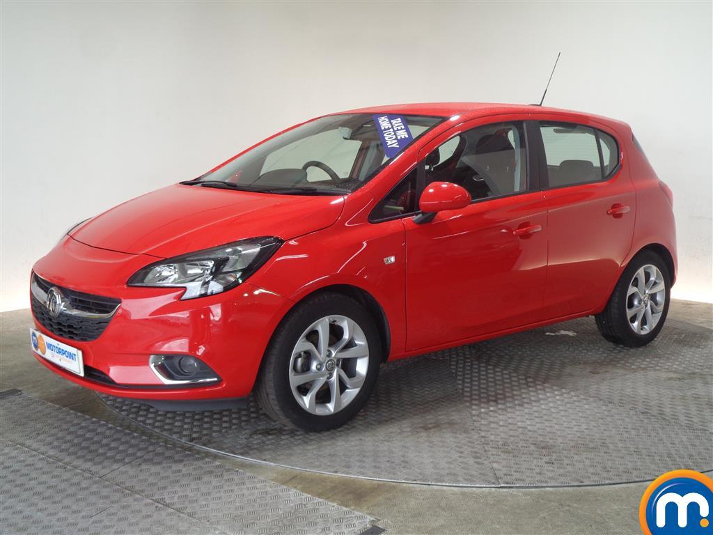 Vauxhall Corsa SRi - Stock Number (1016605) - Passenger side front corner