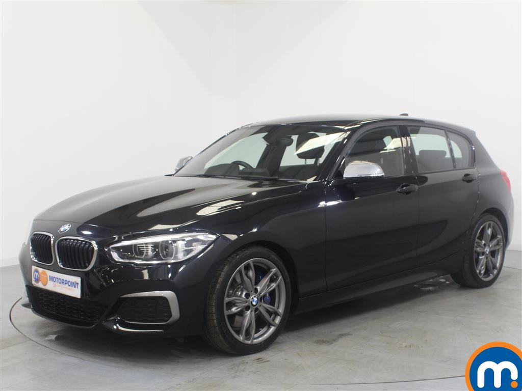 BMW 1 Series M140i - Stock Number (1020937) - Passenger side front corner