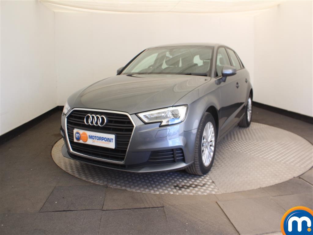 Audi A3 SE Technik - Stock Number (1021017) - Passenger side front corner