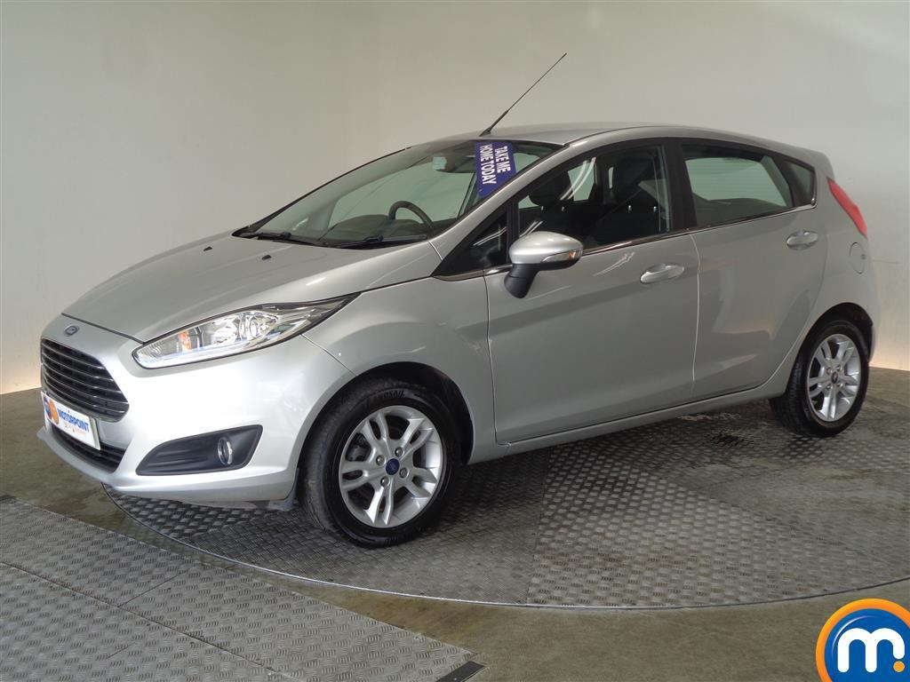 Ford Fiesta Zetec - Stock Number (1011782) - Passenger side front corner