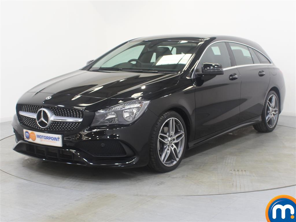 Mercedes-Benz Cla Class AMG Line Edtion - Stock Number (1012743) - Passenger side front corner
