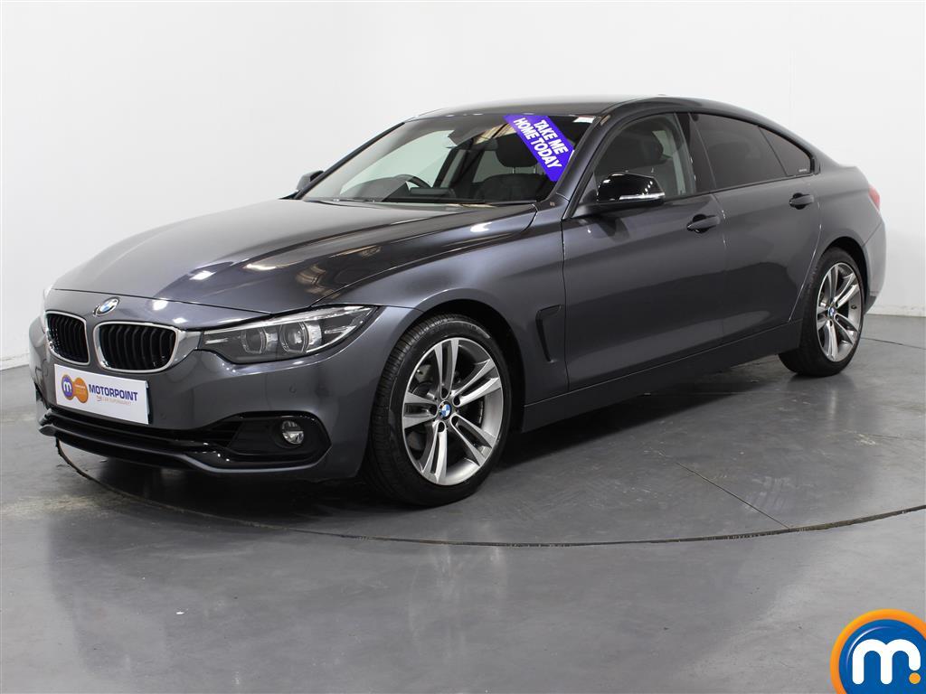 BMW 4 Series Sport - Stock Number (1018246) - Passenger side front corner