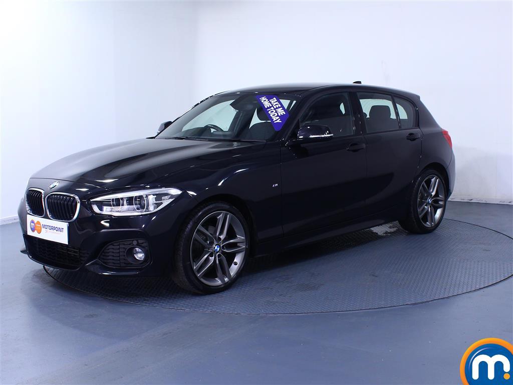 BMW 1 Series M Sport - Stock Number (1022925) - Passenger side front corner