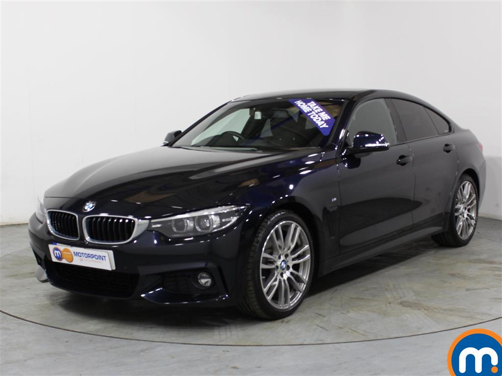 BMW 4 Series M Sport - Stock Number (1017493) - Passenger side front corner