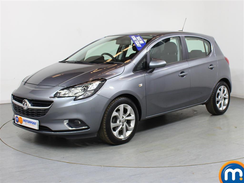Vauxhall Corsa SRi - Stock Number (1016544) - Passenger side front corner