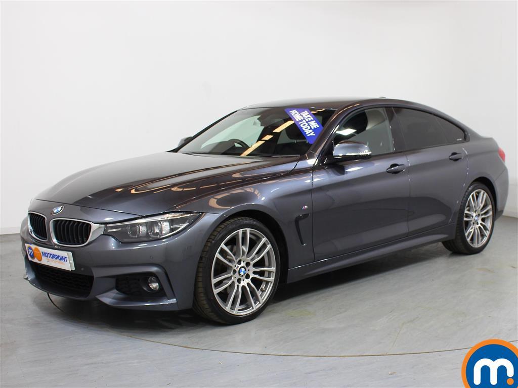 BMW 4 Series M Sport - Stock Number (1017538) - Passenger side front corner