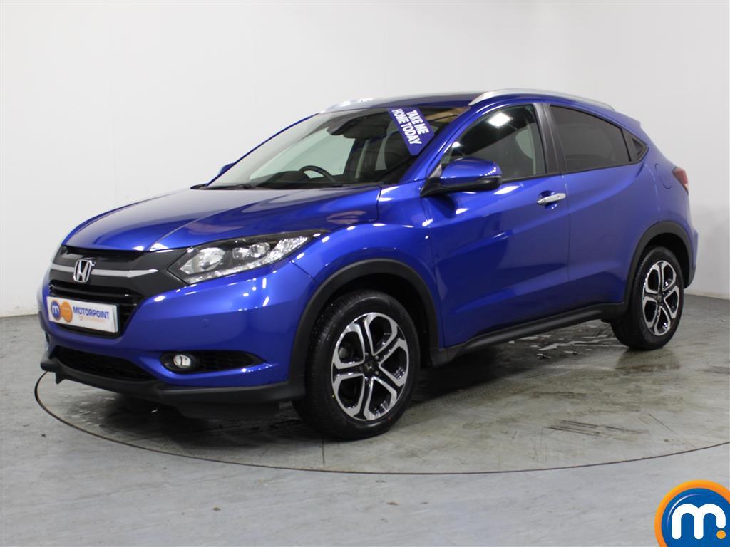 Honda Hr-V EX - Stock Number (1013286) - Passenger side front corner