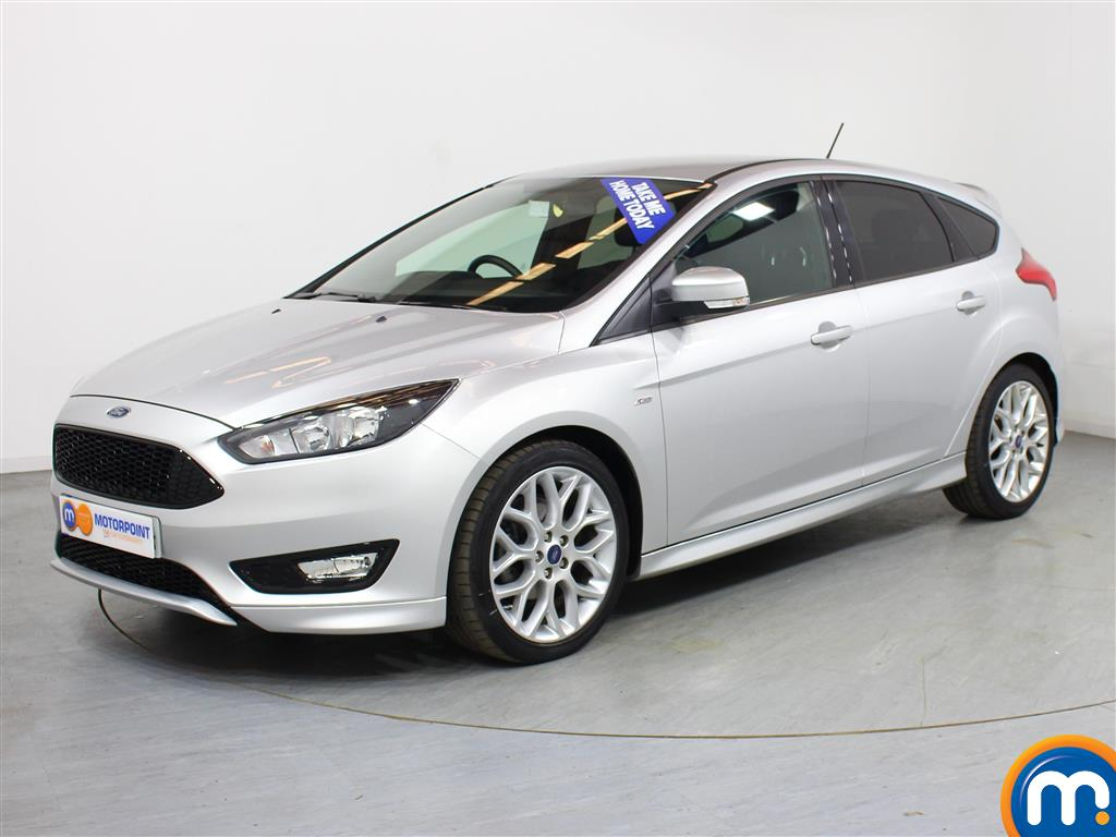 Ford Focus ST-Line - Stock Number (1016380) - Passenger side front corner