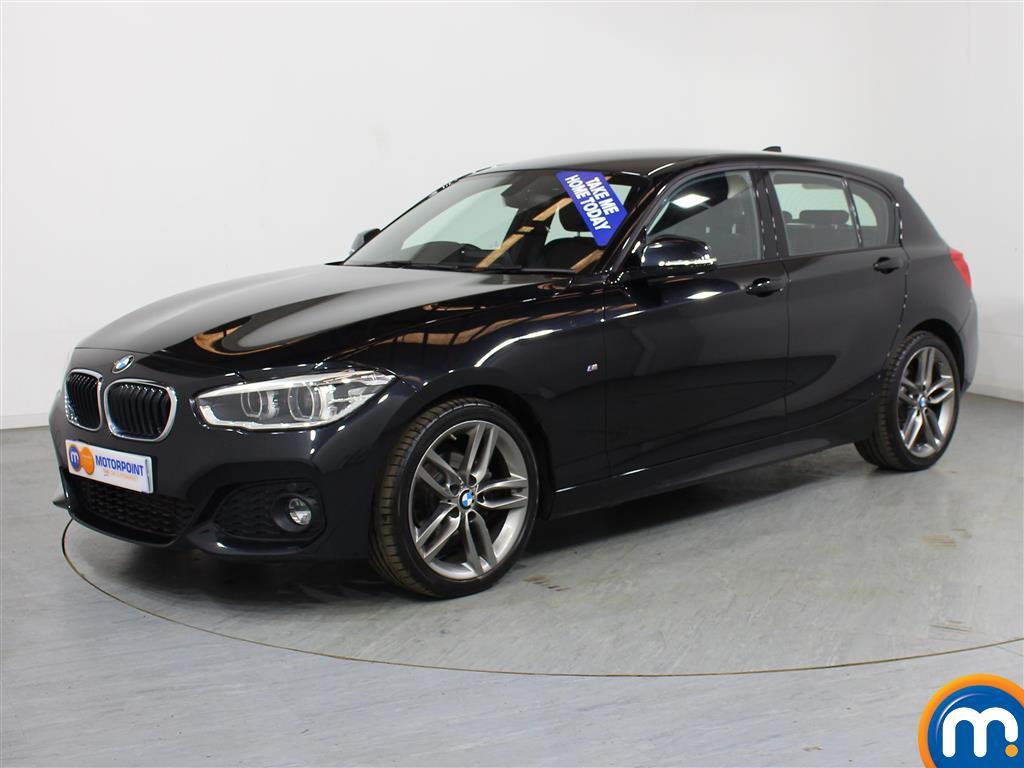BMW 1 Series M Sport - Stock Number (1001688) - Passenger side front corner