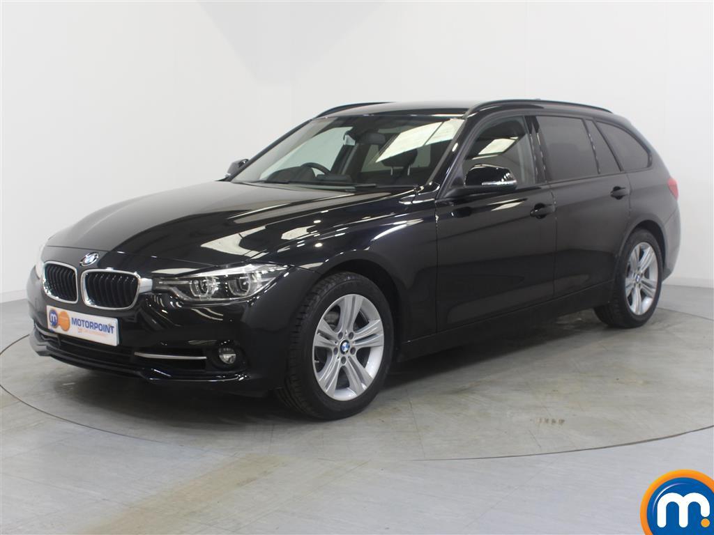 BMW 3 Series Sport - Stock Number (998659) - Passenger side front corner