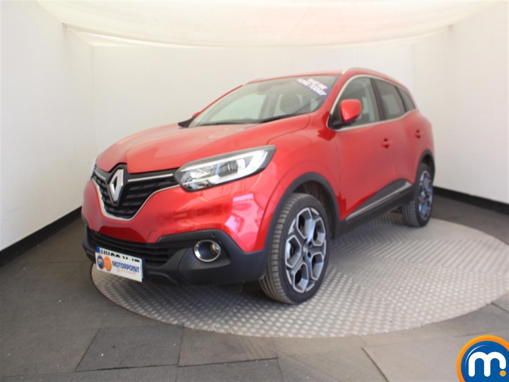 Renault Kadjar Dynamique S Nav - Stock Number (1016527) - Passenger side front corner