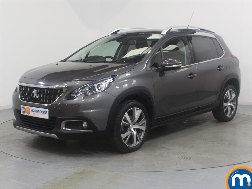 Peugeot 2008 Allure - Stock Number (1017520) - Passenger side front corner