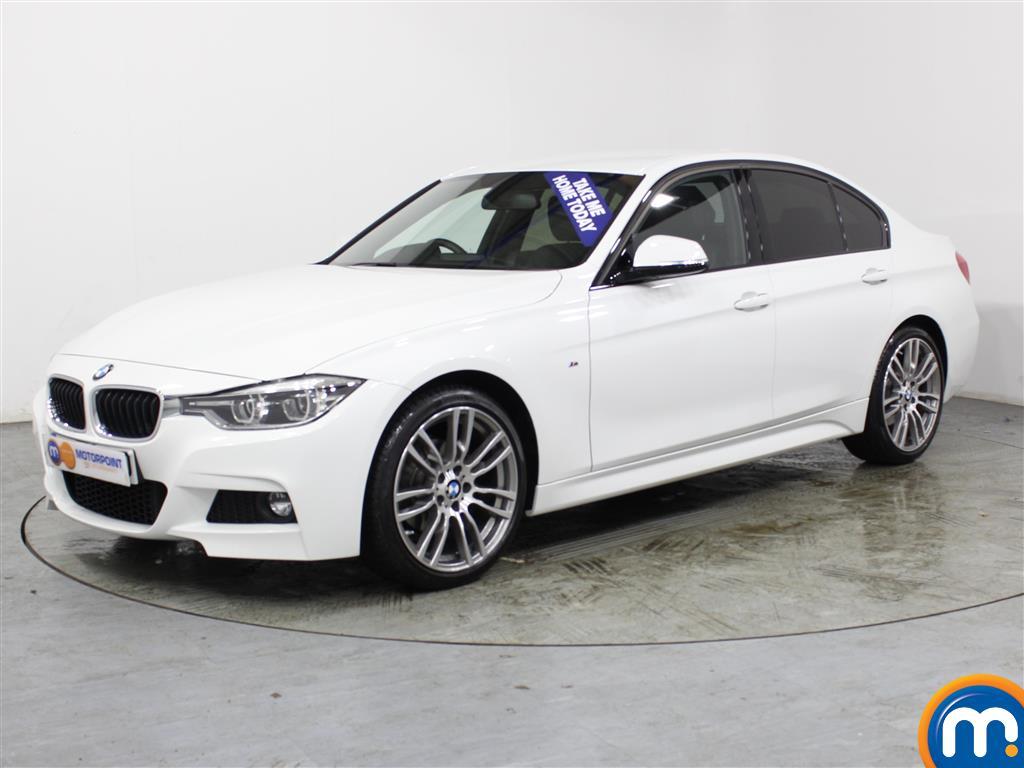 BMW 3 Series M Sport - Stock Number (1023943) - Passenger side front corner
