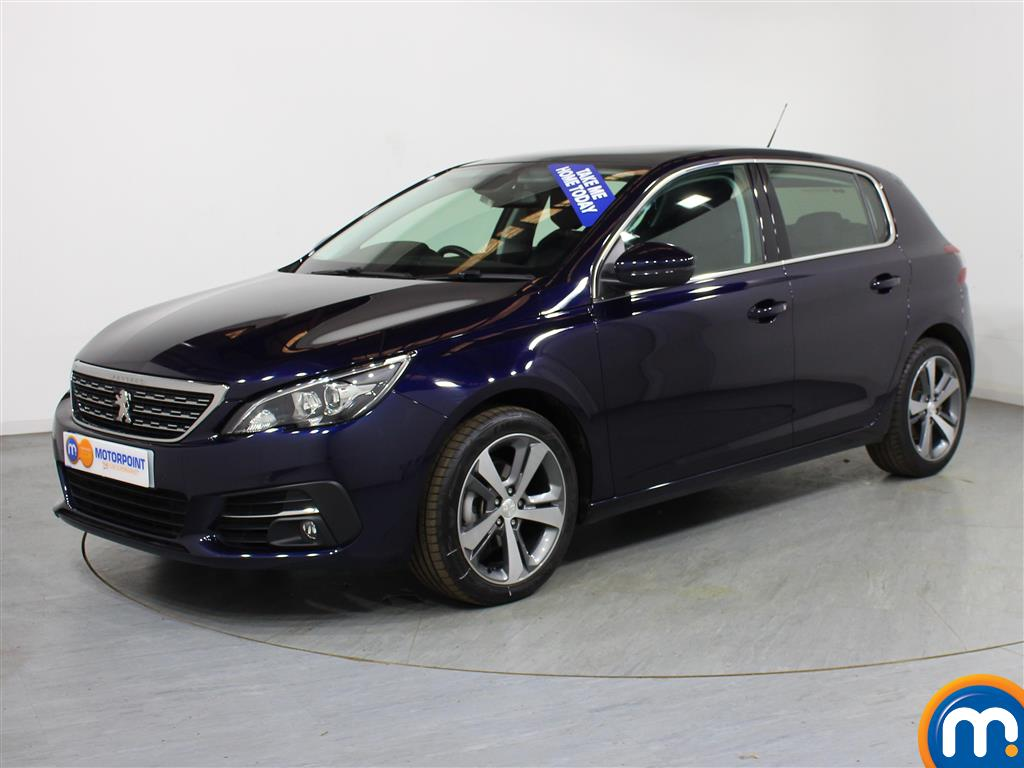 Peugeot 308 Allure - Stock Number (1008591) - Passenger side front corner