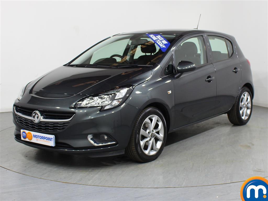 Vauxhall Corsa SRi - Stock Number (1020534) - Passenger side front corner