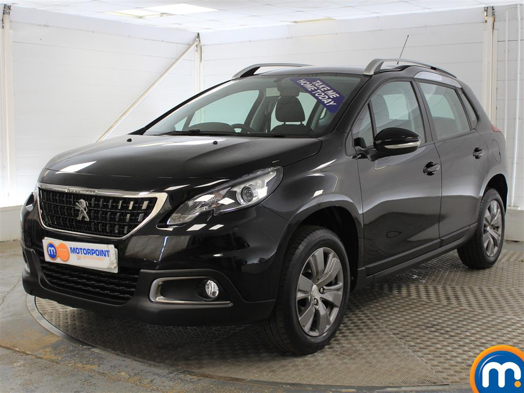Peugeot 2008 Active - Stock Number (1017527) - Passenger side front corner