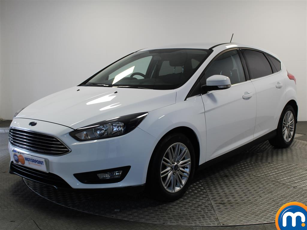 Ford Focus Zetec Edition - Stock Number (1018146) - Passenger side front corner